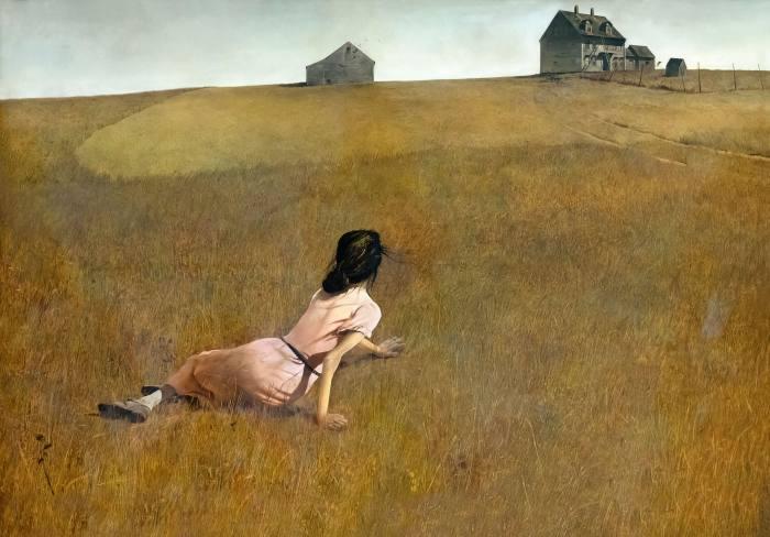 Andrew Wyeth, Christina's World, 1948
