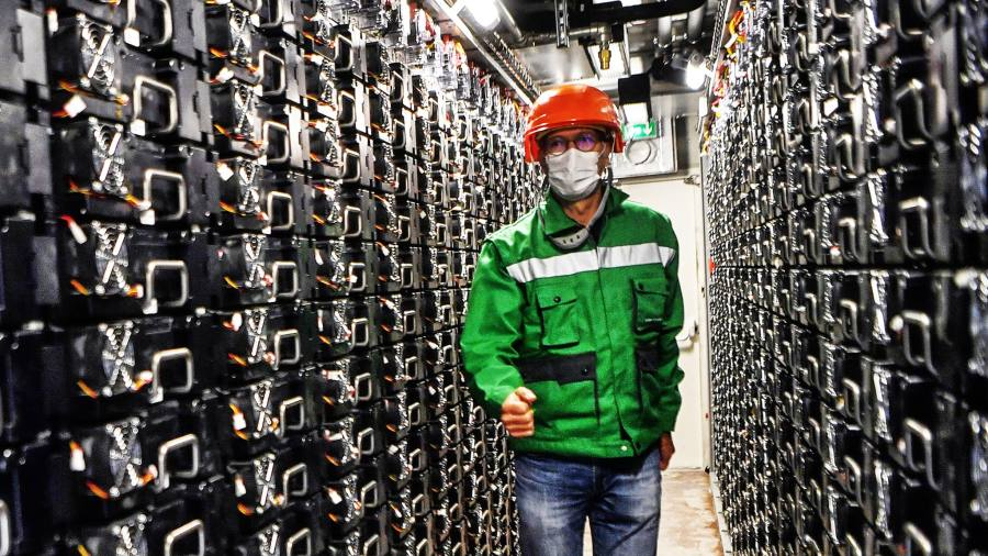 Battery life: the race to find a storage solution for a green energy future