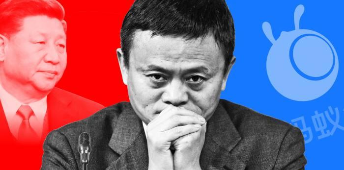 Jack Ma no ha sido visto en público desde el otoño pasado.
