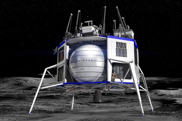 - https 3A 2F 2Fd1e00ek4ebabms - Jeff Bezos's Blue Origin says it will take a civilian to space in July