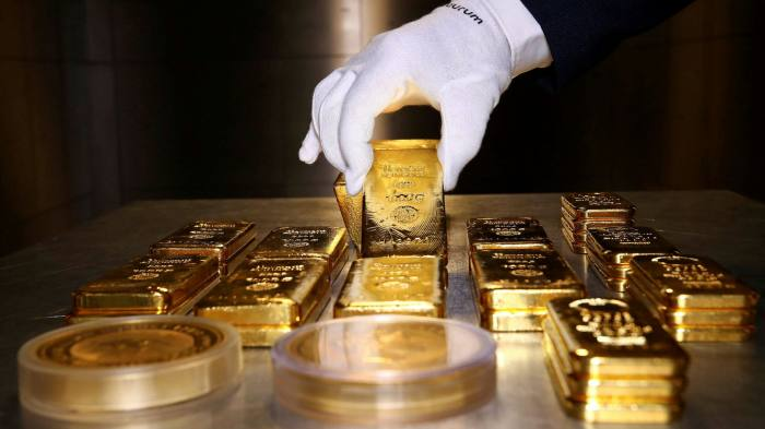 Gold is widely viewed as insurance against accelerating price rises