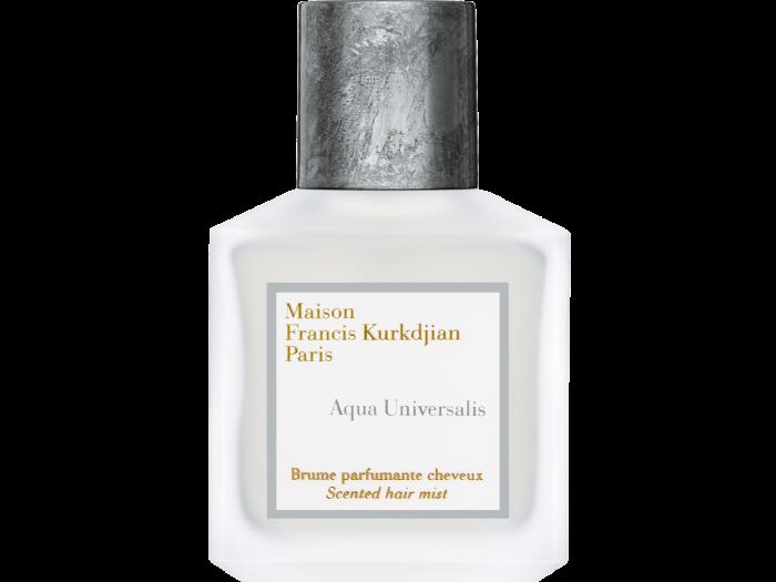 Maison Francis Kurkdjian Aqua Universalis Scented Hair Mist, €55