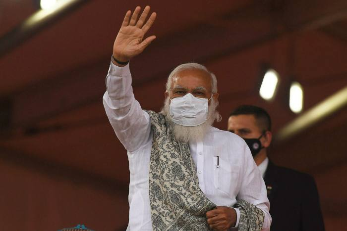 Indian prime minister Narendra Modi. India's government is reliably among the most trade-phobic in any international gathering