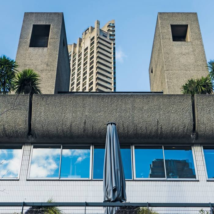 The Barbican Centre inLondon