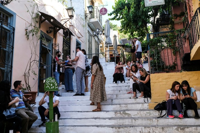 Greece has opened its museums and tourist destinations while relaxing restrictions on movement and shopping on the mainland
