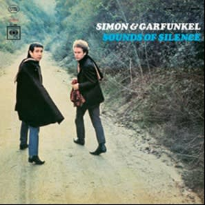 Recent listen Simon & Garfunkel