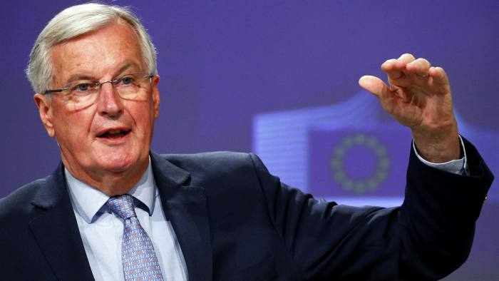 Michel Barnier says EU remains 'open' to transition period extension |  Financial Times