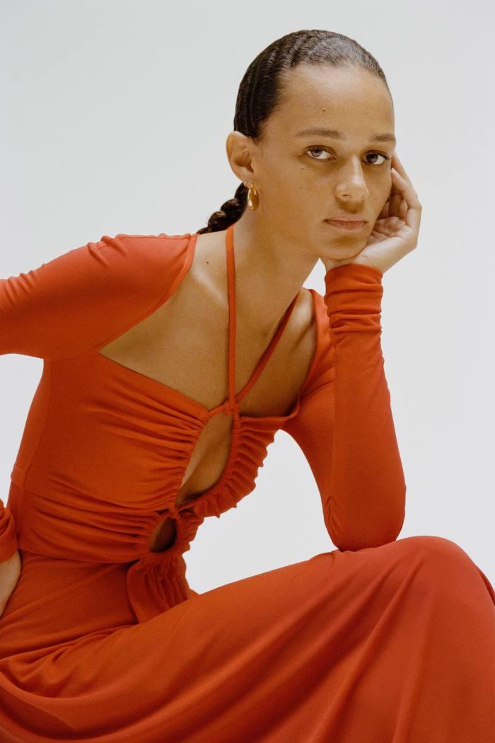 Proenza Schouler jersey dress, €1,405