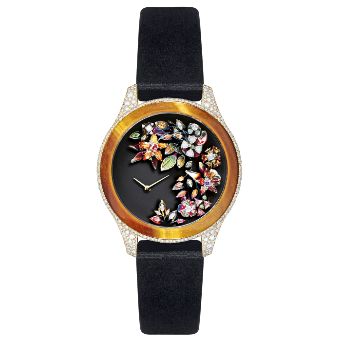 Dior pink- and yellow-gold, diamond and gemstone Grand Soir Jardins de Nuit No 3, from £220,000