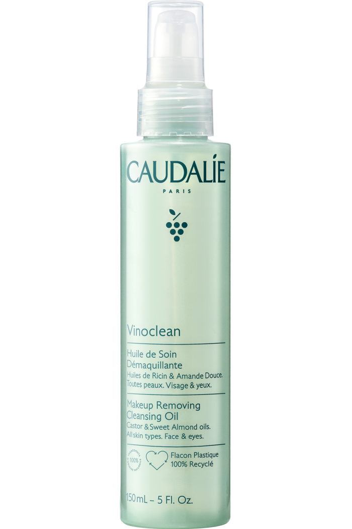 Caudalie Vinoclean Make-up Removing Cleansing Oil, £18 for 150ml
