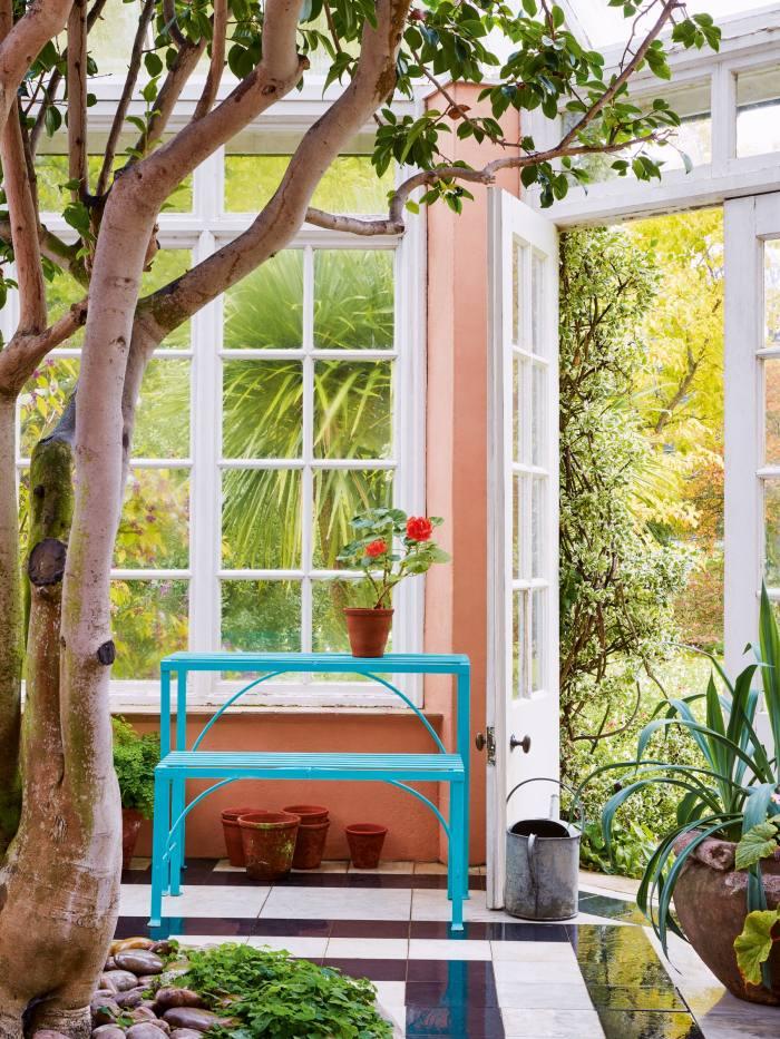 Alexander Hoyle Plantsman's bench, £780