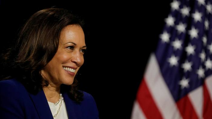 For Kamala Harris The Personal Is Political Financial Times