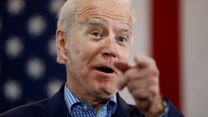Demographics, economy and death tolls boost Biden in polls | Financial Times