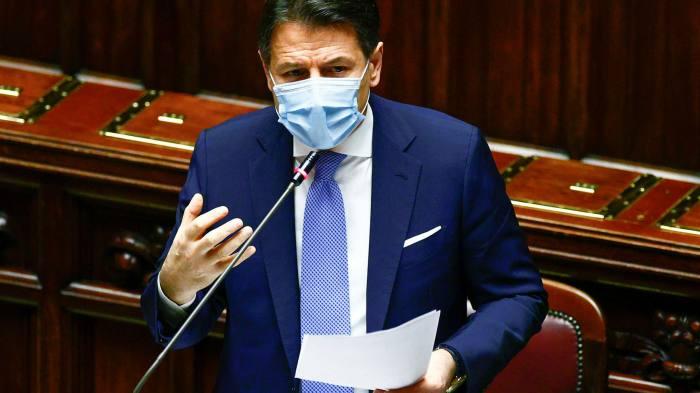Italian PM Giuseppe Conte faces key Senate confidence vote   Financial Times