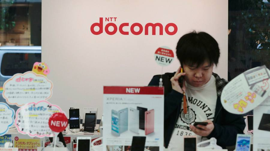 Japan's NTT to buy out mobile unit DoCoMo in $40bn deal – Financial Times
