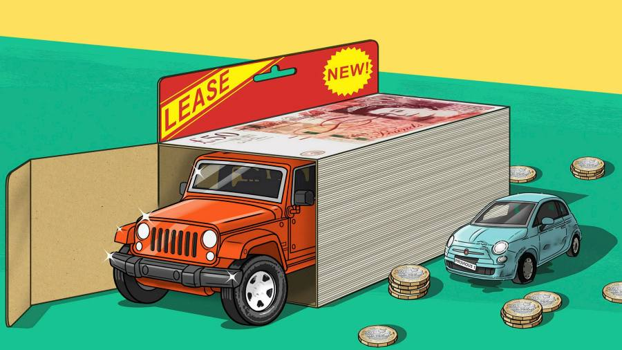Car Finance Is Leasing The Model Choice Financial Times