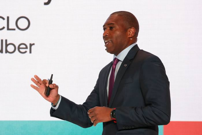 Former Department of Justice attorney Tony West was brought in to restore the company's reputation. 'Uber was very much a poster child for people who wanted to point to what had gone wrong in tech,' he says