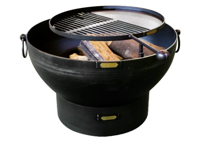 Solex Fire Pit, from £370, firepitsuk.co.uk