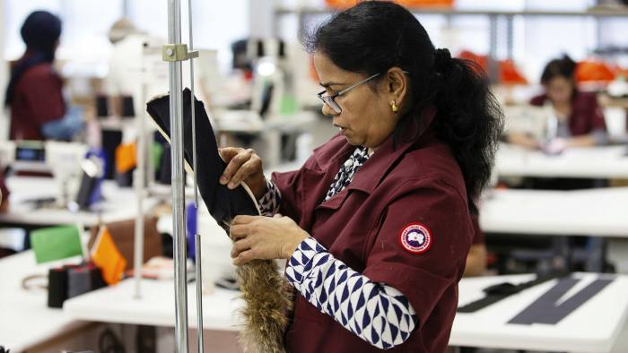 List of Clothing Manufacturers in Canada