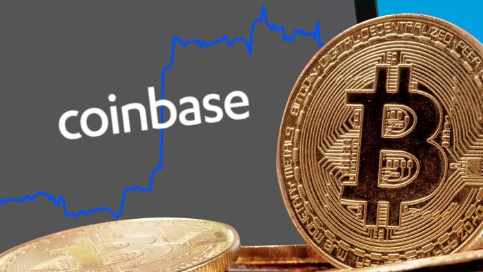 Coinbase listing set to capitalise on crypto bull run | Financial Times