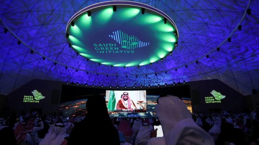 Saudi Arabia pledges 2060 net zero target ahead of COP26 summit