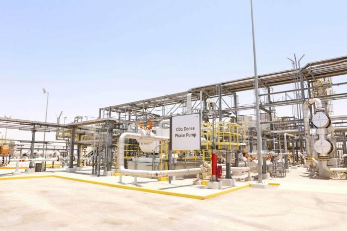 The Saudi Aramco-operated Hawiyah Natural Gas Liquids Recovery Plant
