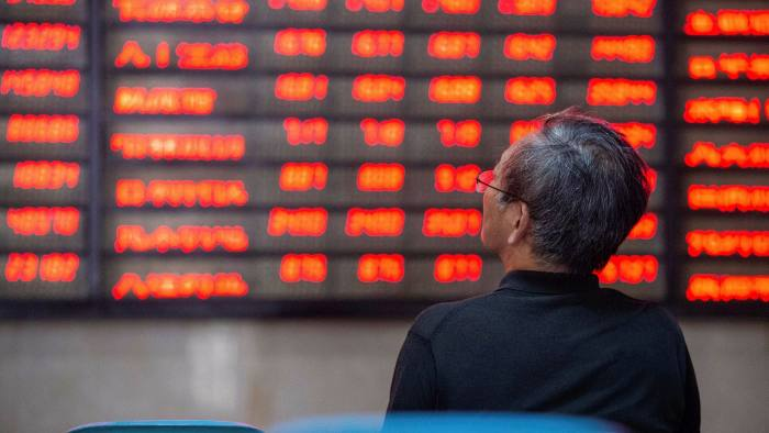 China has reached a level of single-country dominance that the widely used MSCI benchmark has never seen before