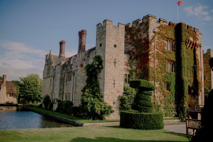 The castle was the childhood home of Anne Boleyn, Henry VIII's ill-fated second wife