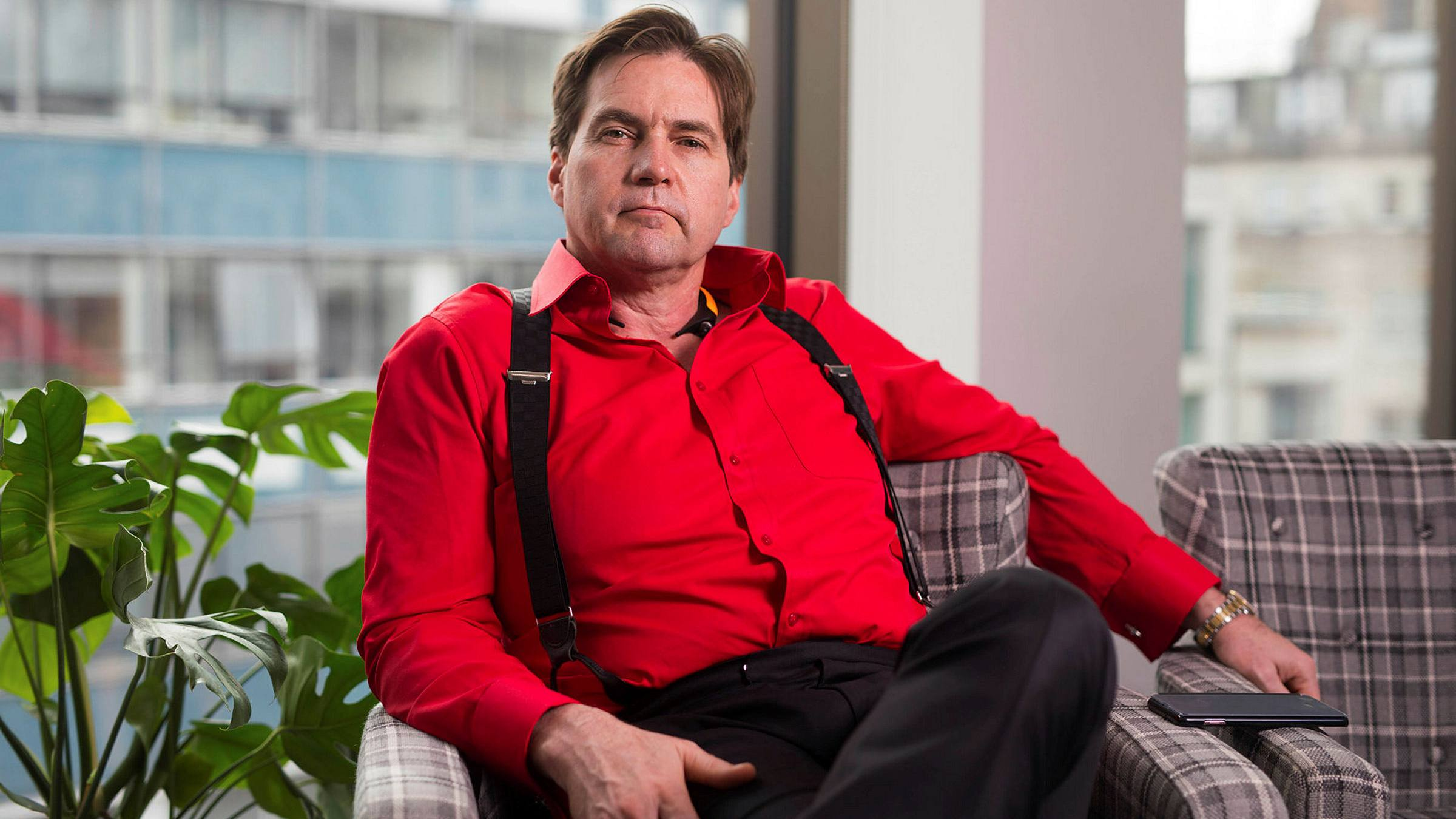 Craig Wright to become the world's top philanthropist. Allegedly ...