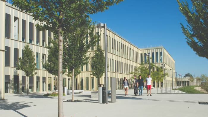 Top of the class: HEC heads the ranking for the second year running