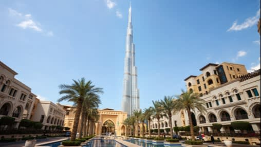 A new generation of wealthy people are basing themselves in Dubai