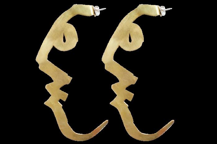 Kalmar earrings, £750