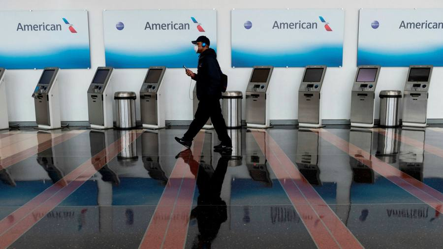 US airlines reveal profitability of frequent flyer programmes
