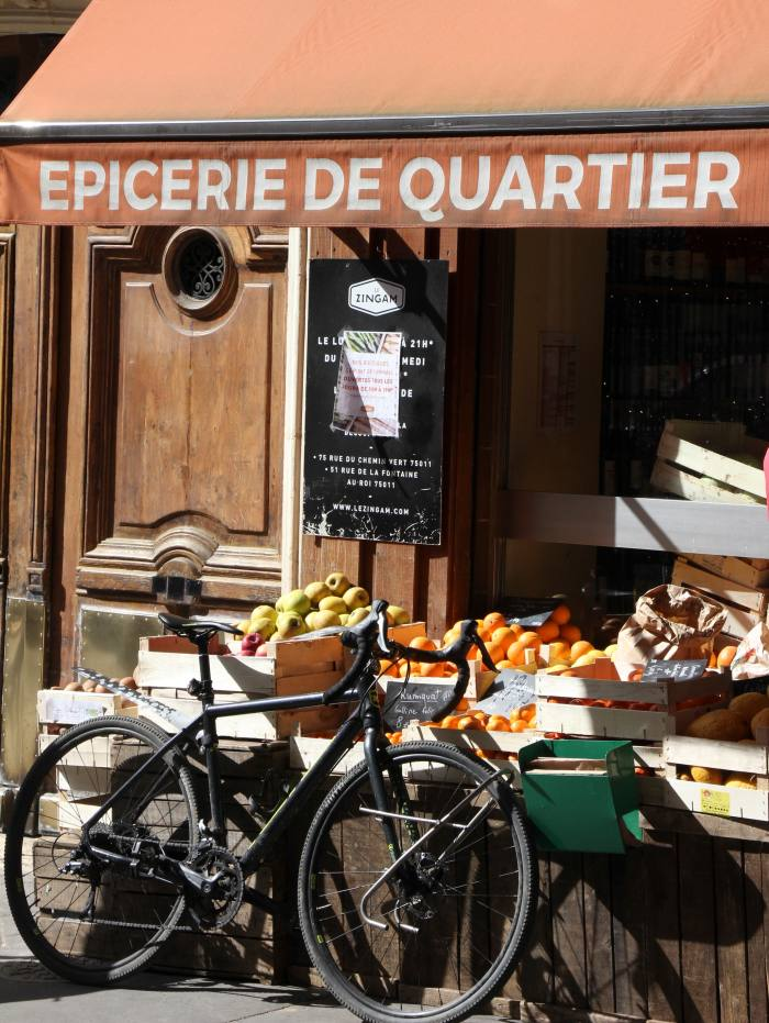 Fresh from the farm to the centre of Paris at Le Zingam