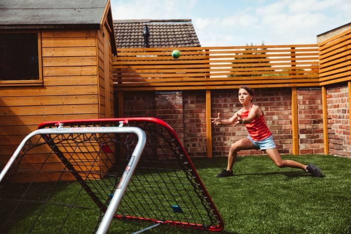 Crazy Catch Wildchild Double Trouble training aid, £150