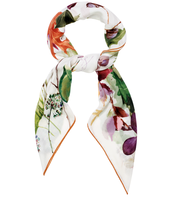 Loro Piana The Leaves and the Acorns Maxi Carré scarf, £1,580