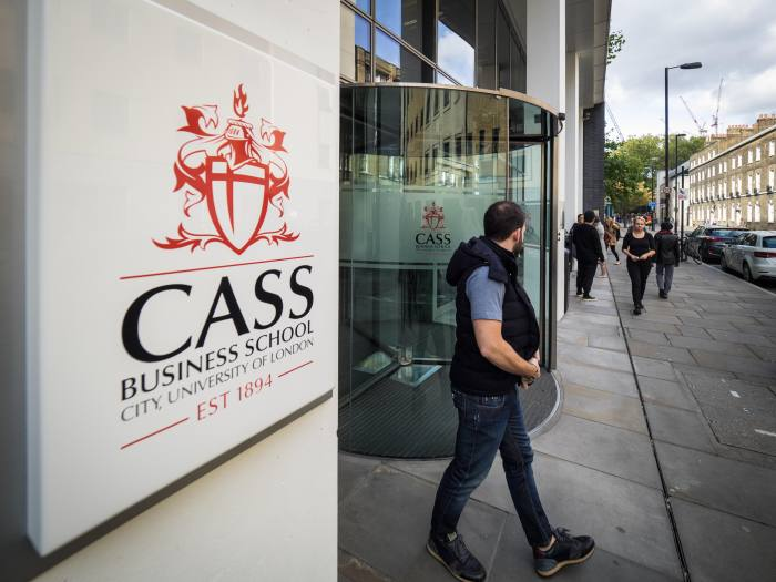 Historic change: London's City University dropped Sir John Cass from its business school's name over links to slavery