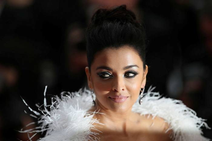 Aishwarya Rai Bachchan arrives at the premiere of the film 'La Belle Epoque' at the Cannes film festival in 2019