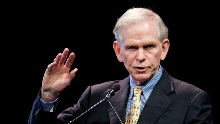 Jeremy Grantham, co-founder of GMO, warns of 'hysterically speculative investor behaviour'