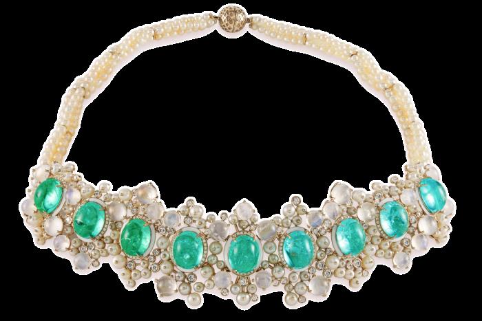 Sarah Ho's Caspian necklace