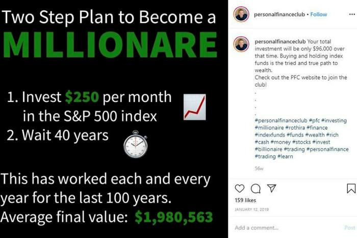 Finance On Instagram What S Not To Like Financial Times
