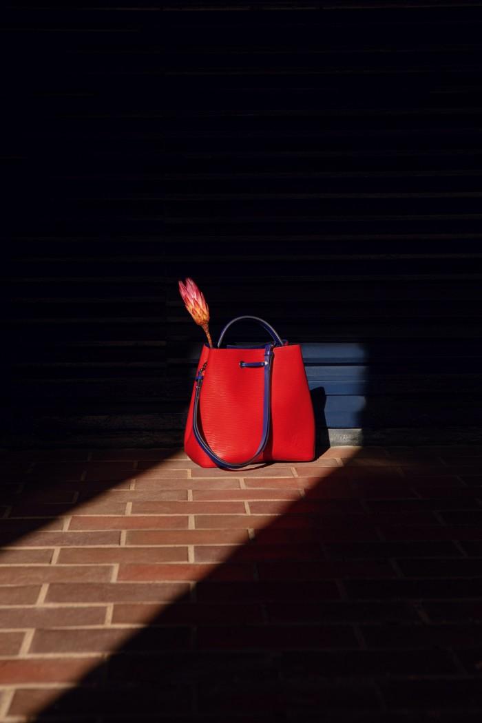 Louis Vuitton leather Néonoé bag,£1,590