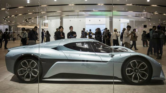 Chinese Electric Car Start Up Nio Announces 989m Cash Injection