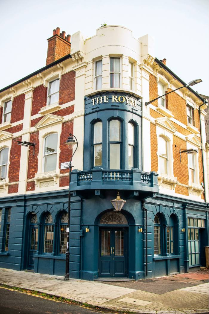 The royal in St Leonards-on-Sea picked up a Michelin Bib Gourmand award in January
