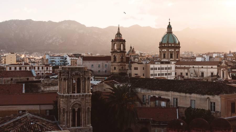 Palermo grande: a stunning hotel restoration unveils Sicily's hidden gem