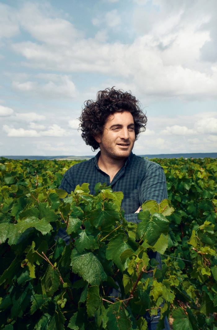 Guillaume Selosse debuted two new cuvées in the UK this year