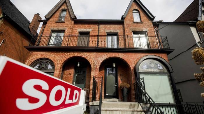 Sold: Toronto's housing market has seen double-digit price rises