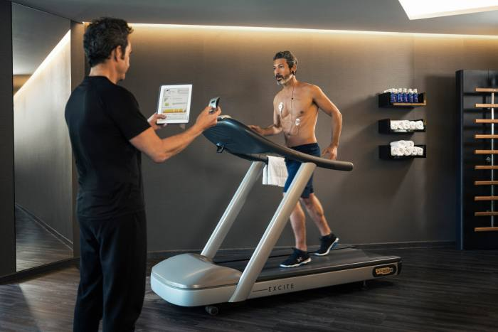 The Fitness Lounge