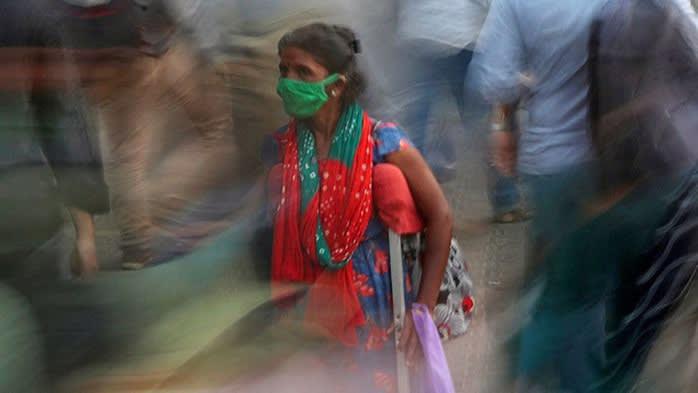 Los médicos del área de Nueva Delhi que tratan a Covid ahora reciben un descanso inesperado
