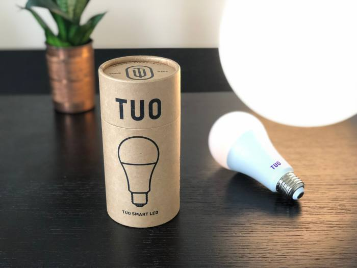 TUO Circadian Smart Bulb: Harnesses the latest research to reset and regulate your circadian rhythm within your home. $59, thetuolife.com